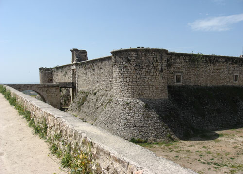 castillo chinchon