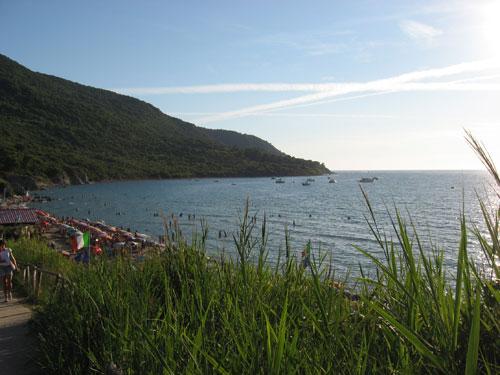 spiaggia di trentova agropoli