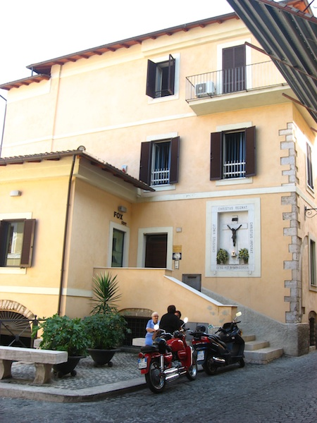 priverno latina centro storico