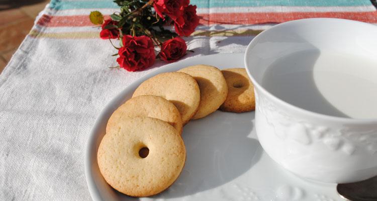 ricetta biscotti macine