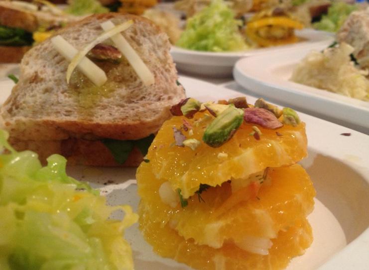 antipasto menu vigilia pesce