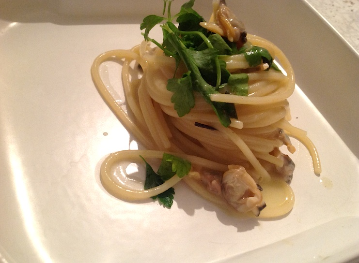 antipasto menu vigilia pesce e vegetariano