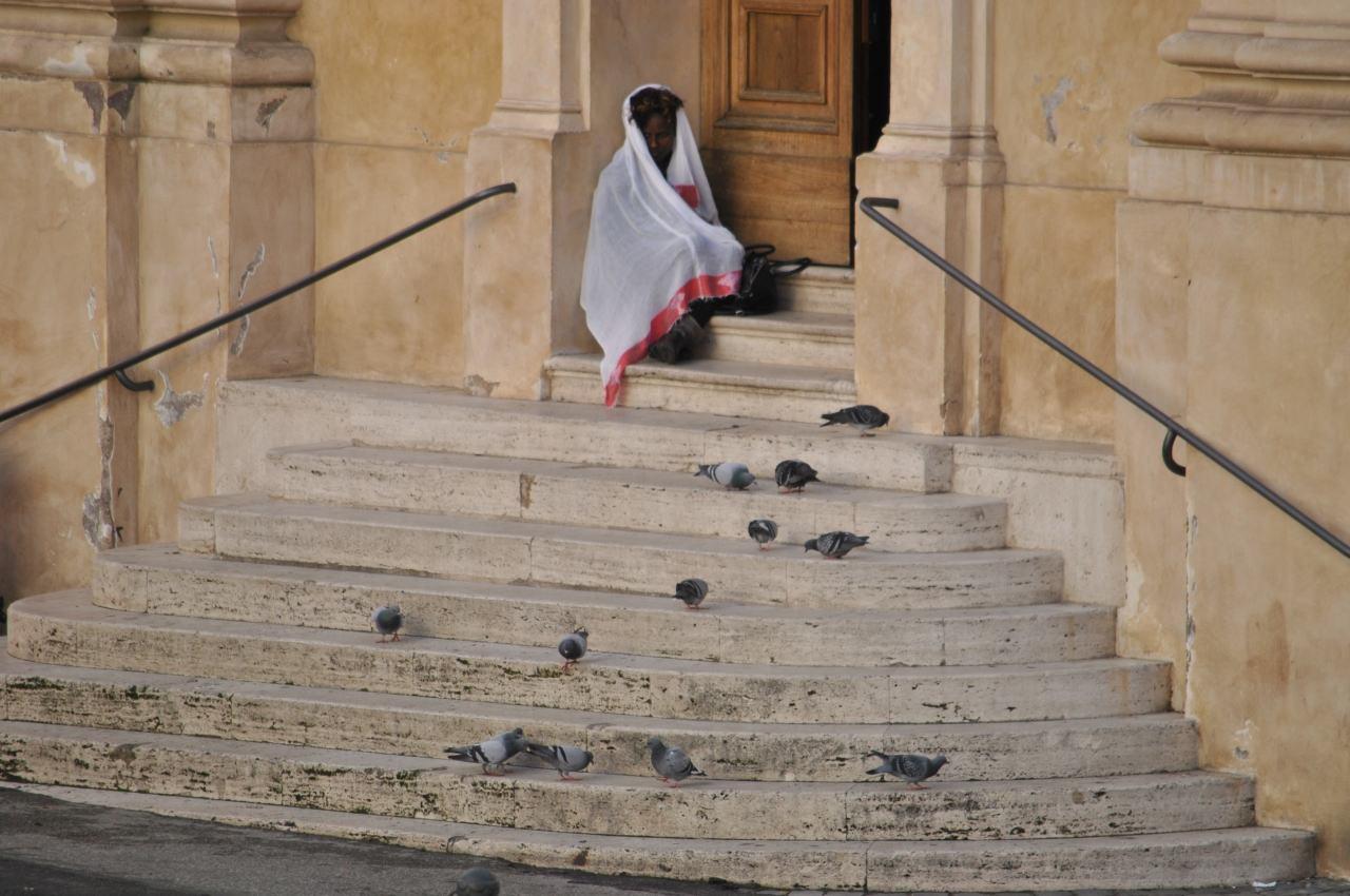 roma copti omaggio a salgado il sale della terra
